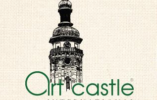 art castle Louise Larose peintre